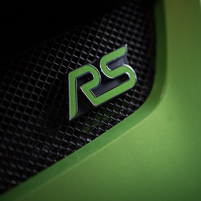 Ford RS Badge